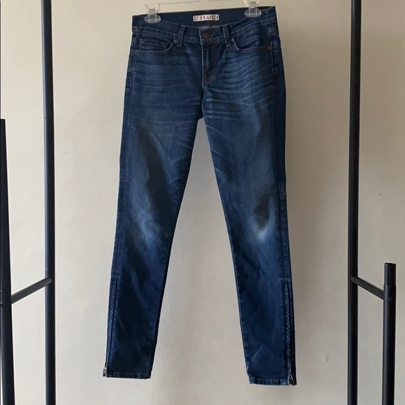 J Brand Denim - J Brand Great High Tide Jeans Zippers